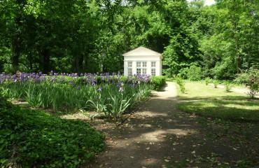 Botanical Garden in Alcsút
